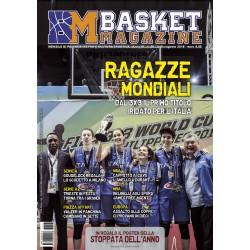 Basket Magazine n.48 Cartaceo Luglio/Agosto 2018