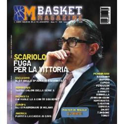 Basket Magazine 30 Edizione Digitale sfogliabile  Novembre 2016