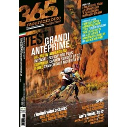 365Mountainbike n.58-59 Digitale Novembre 2016