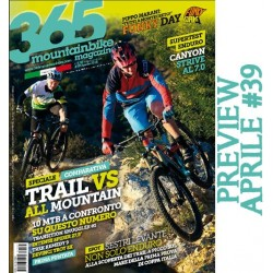 365Mountainbike n.39 Cartaceo Aprile 2015