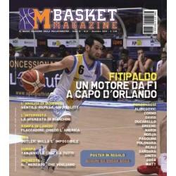 Basket Magazine n.31 Edizione Cartacea - Dicembre 2016