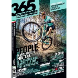 365Mountainbike n.62 Cartaceo Marzo 2017