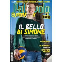 Pallavolo SUPERVOLLEY n.3 Cartaceo Aprile 2017