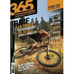 365Mountainbike n.67 Cartaceo Agosto 2017