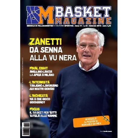 Basket Magazine 43
