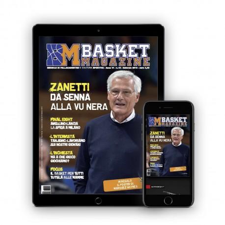 Basket Magazine n.43 Digitale Febbraio 2018