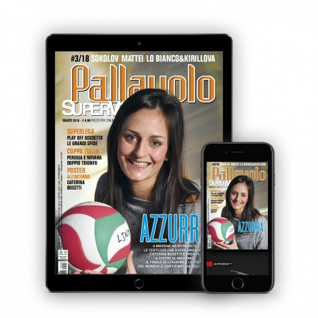 Pallavolo SUPERVOLLEY n.3 2018