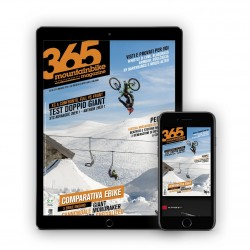 365Mountainbike n.74 Digitale Marzo  2018