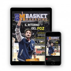 Basket Magazine n.45 Digitale Aprile 2018