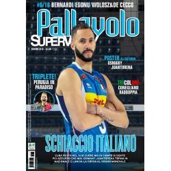 Pallavolo SUPERVOLLEY n.6 Cartaceo Giugno 2018
