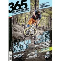 365Mountainbike n.48-49 Gennaio Febbraio 2016 edizione cartacea