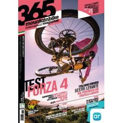 365Mountainbike n.51 Aprile 2016 edizione cartacea