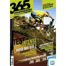 365Mountainbike n.54 Luglio 2016 edizione cartacea