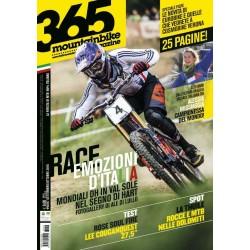 365Mountainbike n.56-57 Ottobre 2016 edizione cartacea
