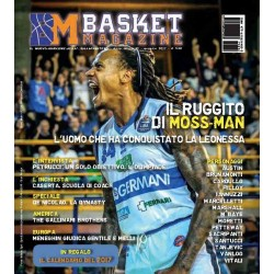 Basket Magazine n.32 Edizione Cartacea - Gennaio 2017