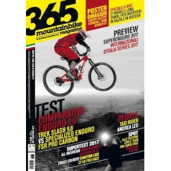 365Mountainbike n.61 Febbraio 2017 edizione cartacea
