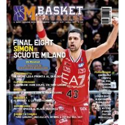 Basket Magazine n.33 Edizione Cartacea - Febbraio 2017