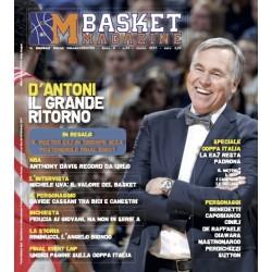 Basket Magazine 34 Edizione Digitale sfogliabile Marzo 2017