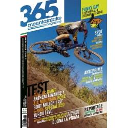 365Mountainbike n.64 cartacea Maggio 2017