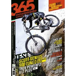 365Mountainbike n.69/70 carta + digitale Ottobre  2017