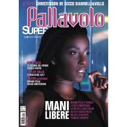Pallavolo SUPERVOLLEY n.11 carta + digitale Dicembre 2017