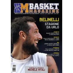 Basket Magazine n.47 Cartaceo Giugno 2018
