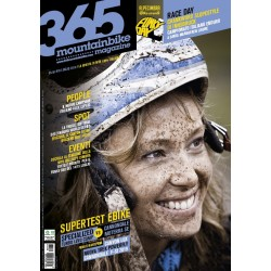 365Mountainbike n.78 Cartaceo Luglio 2018