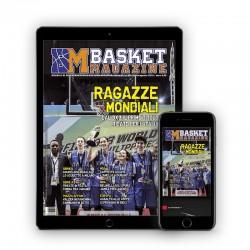 Basket Magazine n.48 Digitale Luglio/Agosto 2018