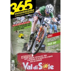 365Mountainbike n.79 Cartaceo Agosto 2018