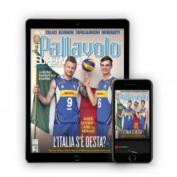 Pallavolo SUPERVOLLEY n.9 Digitale Settembre 2018