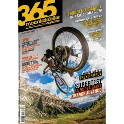 365Mountainbike n.80 Cartaceo Settembre  2018