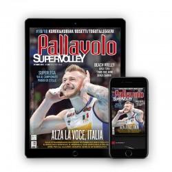 Pallavolo SUPERVOLLEY n.10 Digitale Ottobre 2018