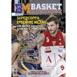 Basket Magazine n.49 Cartaceo Ottobre 2018