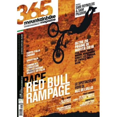 365MB Nr. 46-47 Novembre Dicembre 2015 Digital Edition