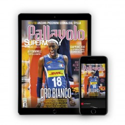 Pallavolo SUPERVOLLEY n.11 Digitale Novembre 2018