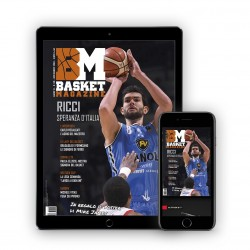 Basket Magazine n.50 Digitale Novembre 2018