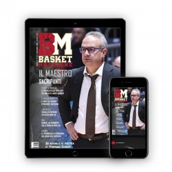Basket Magazine n.51 Digitale Dicembre 2018