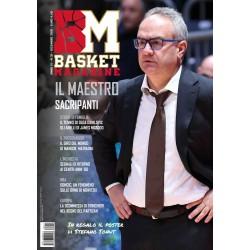 Basket Magazine n.51 Cartaceo Dicembre 2018