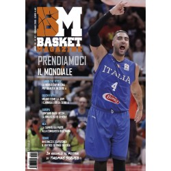 Basket Magazine n.52 Cartaceo Gennaio 2019