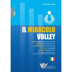 Il miracolo volley diEnzo D'Arcangelo