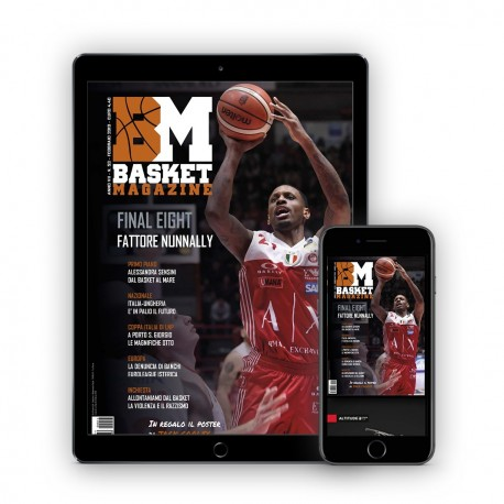 Basket Magazine n.53 Digitale Gennaio 2019