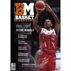 Basket Magazine n.53 Cartaceo Febbraio 2019