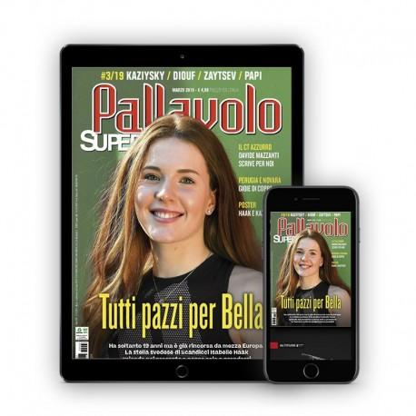 Pallavolo SUPERVOLLEY n.3 Digitale Marzo 2019