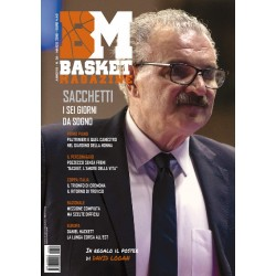 Basket Magazine 54 Cartaceo Marzo 2019