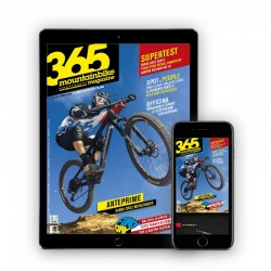 365Mountainbike n.87 Digitale Aprile 2019