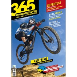 365Mountainbike n.87 Cartaceo Aprile 2019