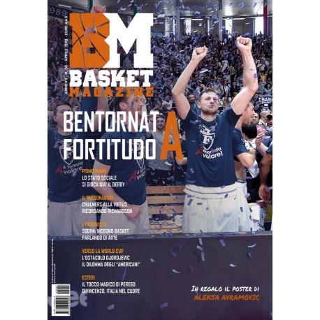 Basket Magazine 55 Cartaceo Aprile 2019