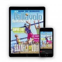 Pallavolo SUPERVOLLEY n.5 Digitale maggio 2019