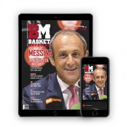 Basket Magazine n.57 Digitale Luglio/Agosto 2019