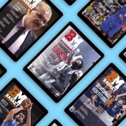 Abbonamento digitale a Basket Magazine (1 anno)